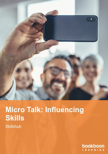 Micro Talk: Influencing Skills