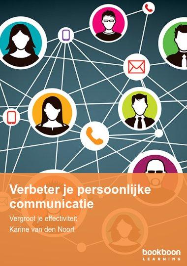 Verbeter je persoonlijke communicatie