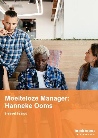 Moeiteloze Manager: Hanneke Ooms