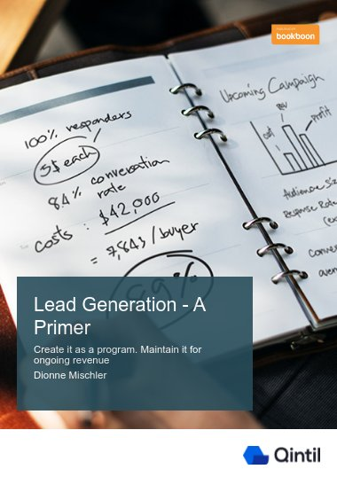Lead Generation - A Primer