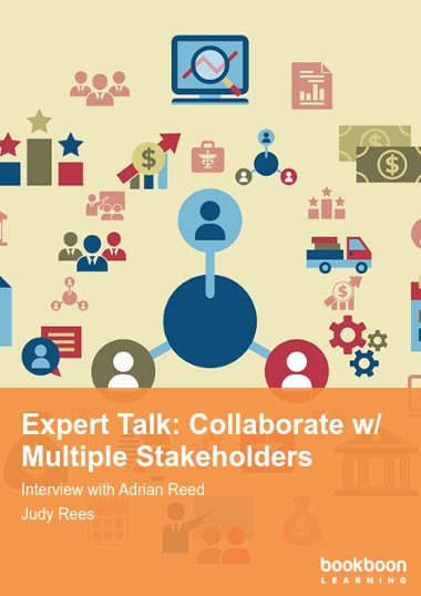Expert Talk: Collaborate w/ Multiple Stakeholders
