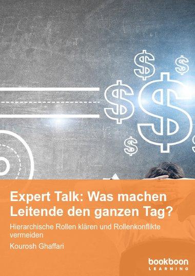 Expert Talk: Was machen Leitende den ganzen Tag?