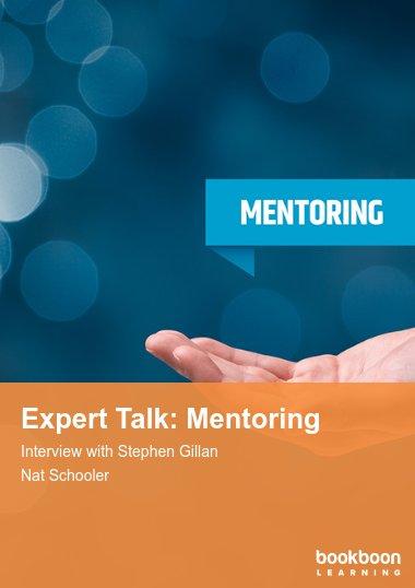 Expert Talk: Mentoring