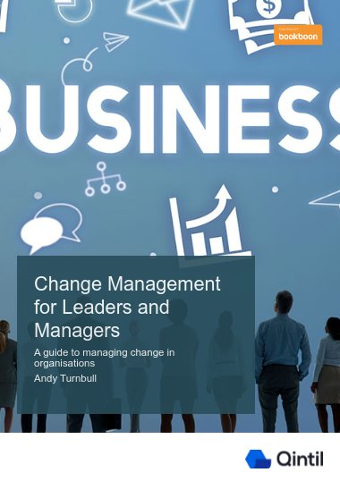 Change Management for Leaders and Managers