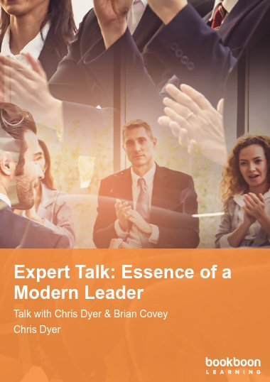 Expert Talk: Essence of a Modern Leader