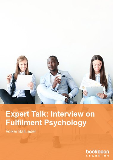Expert Talk: Interview on Fulfilment Psychology