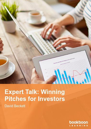 Expert Talk: Winning Pitches for Investors