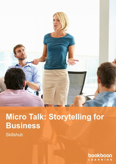 Micro Talk: Storytelling for Business