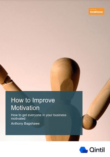 How to Improve Motivation