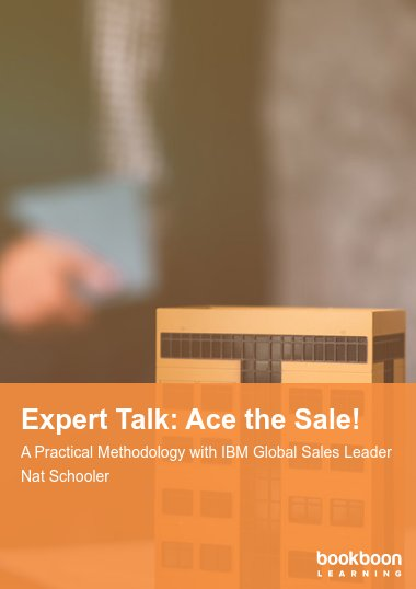 Expert Talk: Ace the Sale!