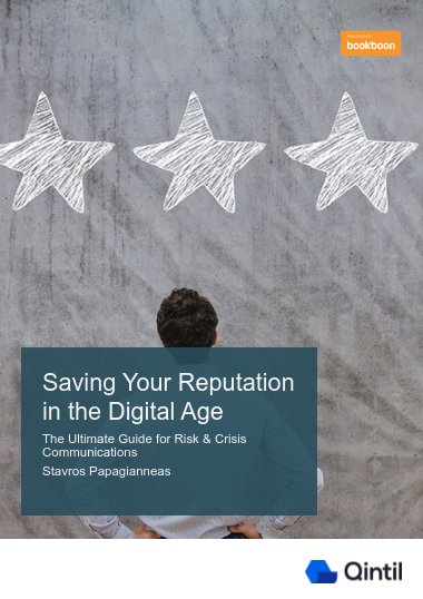 Saving Your Reputation in the Digital Age