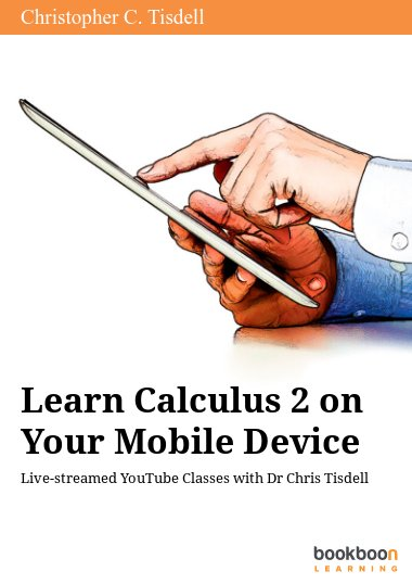 Learn Calculus 2 on Your Mobile Device