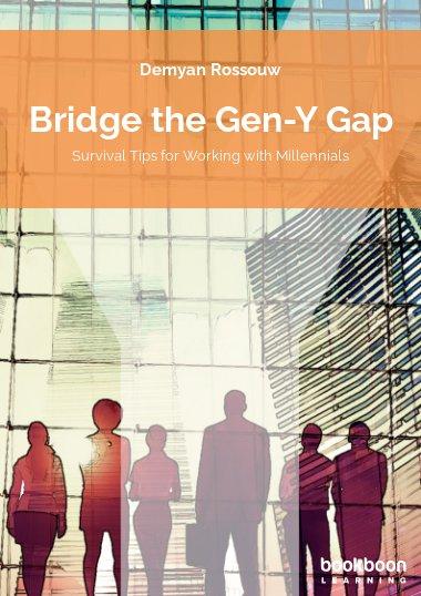 Bridge the Gen-Y Gap