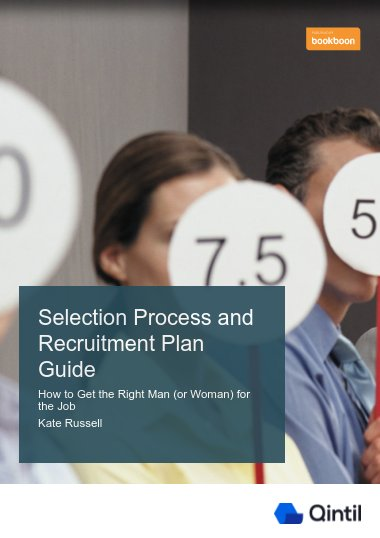 Selection Process and Recruitment Plan Guide