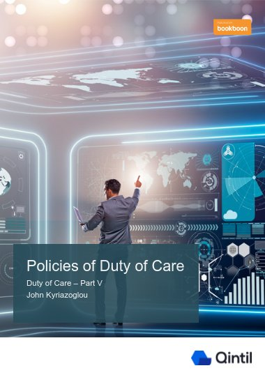 Policies of Duty of Care
