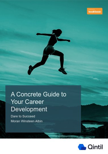 A Concrete Guide to Your Career Development