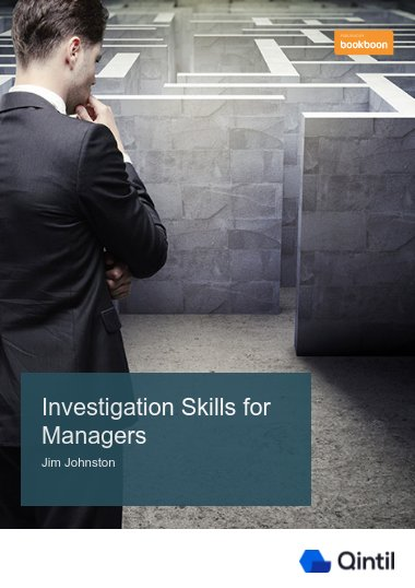 Investigation Skills for Managers