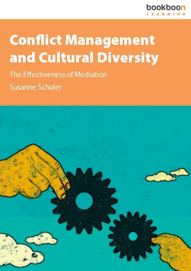 Conflict Management and Cultural Diversity
