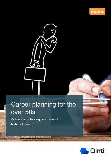 Career planning for the over 50s