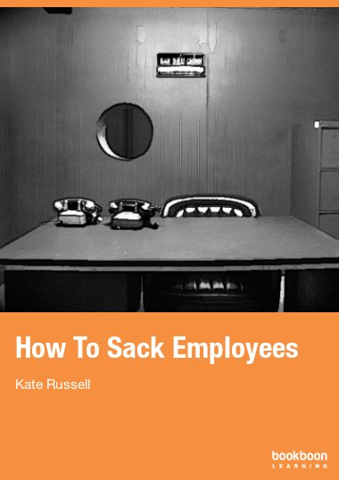 How To Sack Employees