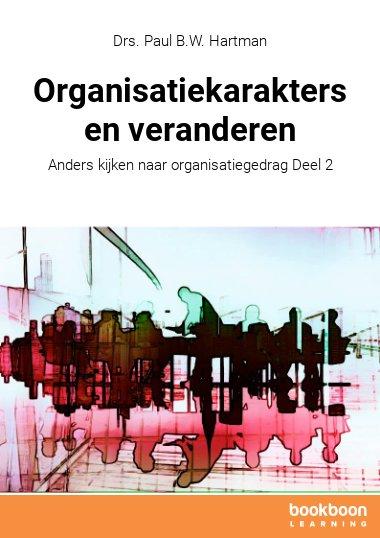 Organisatiekarakters en veranderen