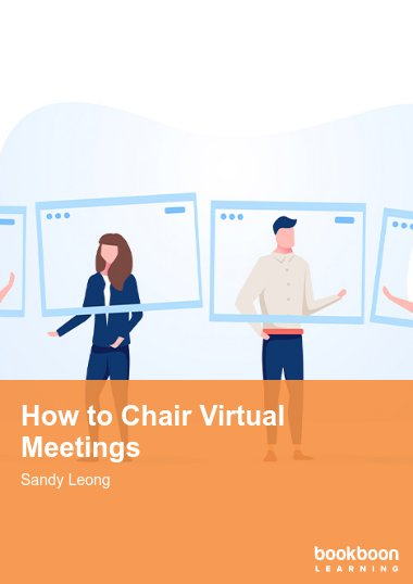 How to Chair Virtual Meetings
