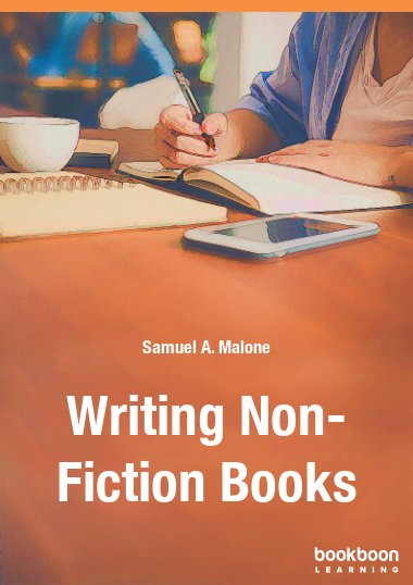 Writing Non-Fiction Books