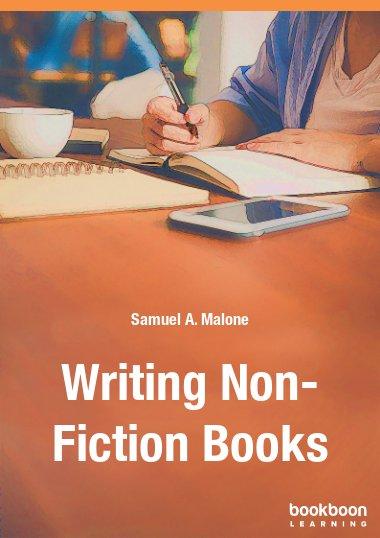 Writing Non-Fiction Books