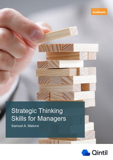 Strategic Thinking Skills for Managers