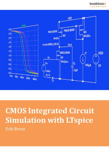 CMOS Integrated Circuit Simulation with LTspice
