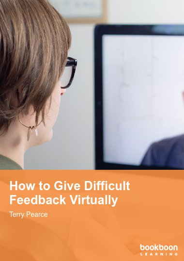 How to Give Difficult Feedback Virtually
