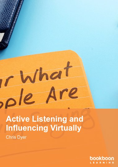 Active Listening and Influencing Virtually