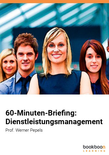 60-Minuten-Briefing: Dienstleistungsmanagement