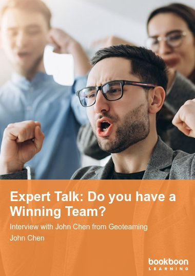 Expert Talk: Do you have a Winning Team?