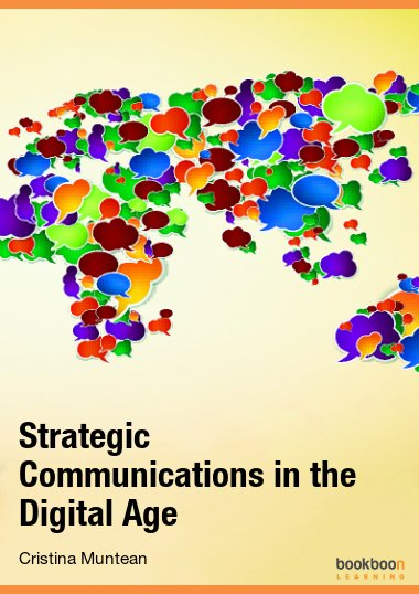 Strategic Communications in the Digital Age