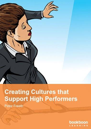 Creating Cultures that Support High Performers