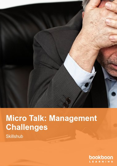 Micro Talk: Management Challenges