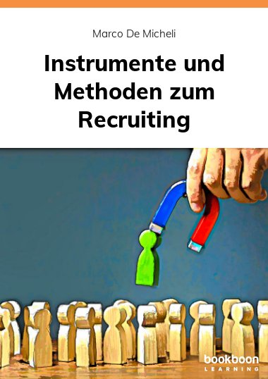 Instrumente und Methoden zum Recruiting