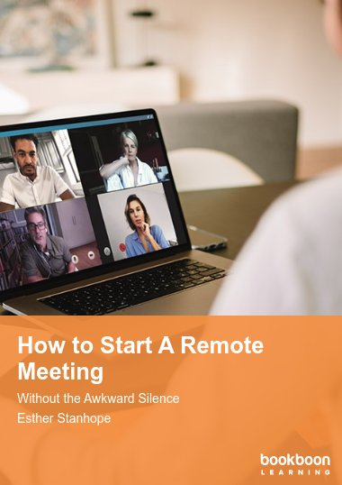 How to Start A Remote Meeting
