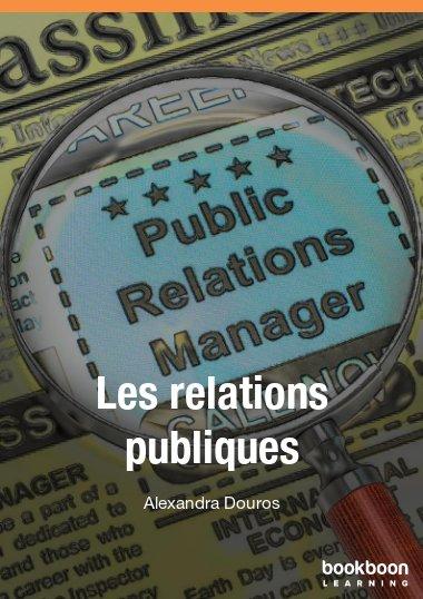 Les relations publiques