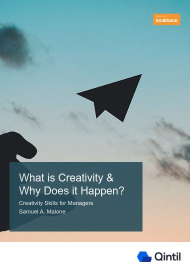 What is Creativity & Why Does it Happen?