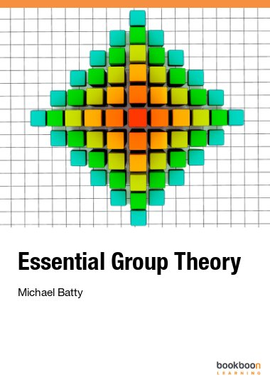 Essential Group Theory