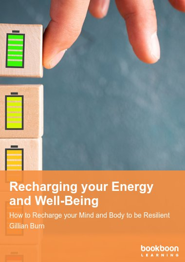 Recharging your Energy and Well-Being