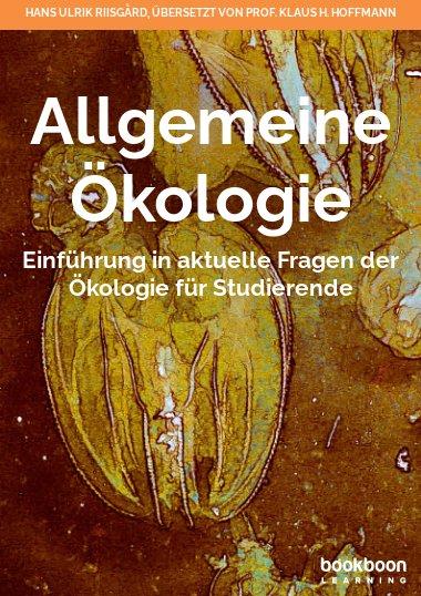 Allgemeine Ökologie