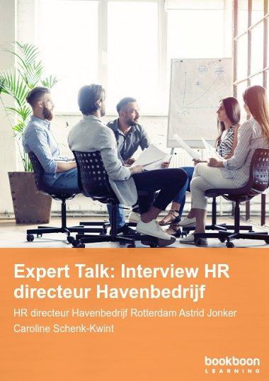 Expert Talk: Interview HR directeur Havenbedrijf