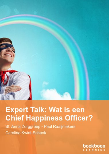 Expert Talk: Wat is een Chief Happiness Officer?