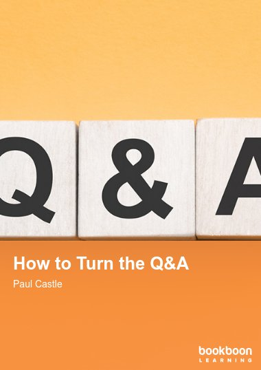 How to Turn the Q&A