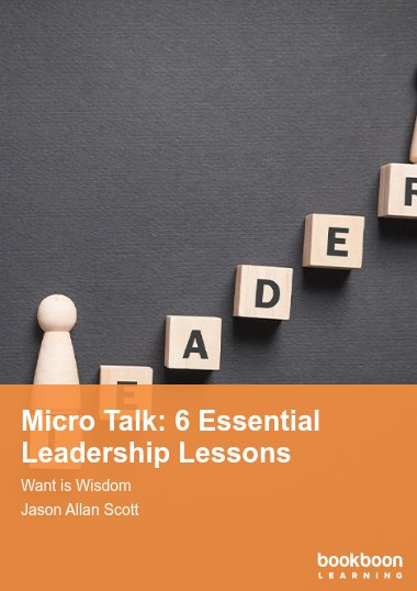 Micro Talk: 6 Essential Leadership Lessons