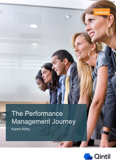 The Performance Management Journey