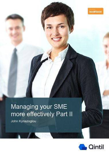Managing your SME more effectively Part II